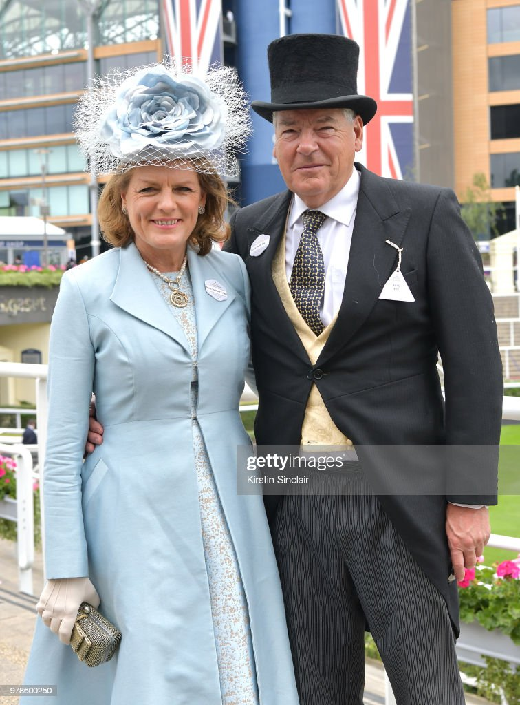 Royal Ascot 2018 - Fashion, Day 1 : News Photo