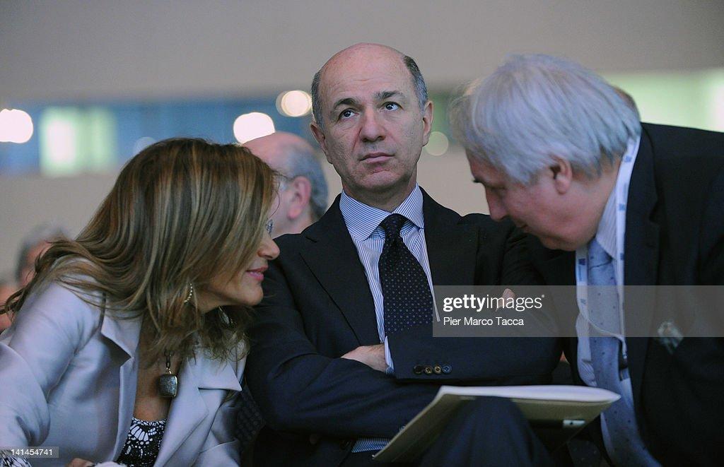 'Cambia Italia. Riforme Per Crescere' - Confindustria Meeting - Day 1 : News Photo
