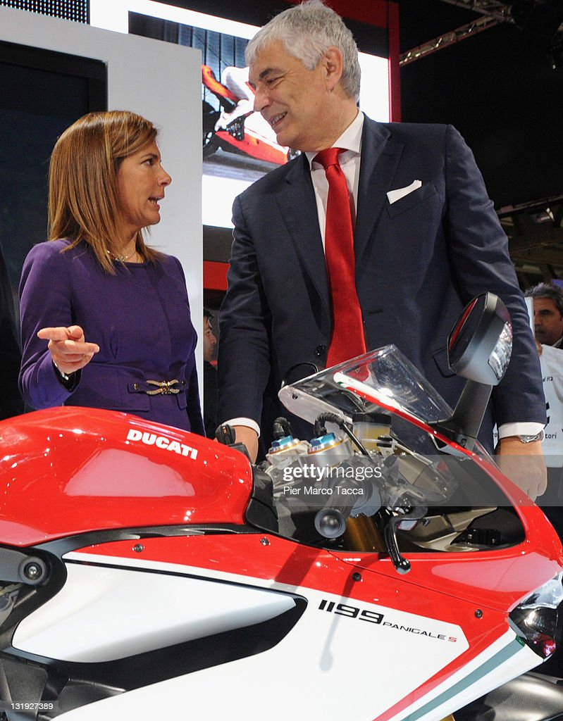 EICMA 2011 - 69th International Motorcycle Exhibition : News Photo