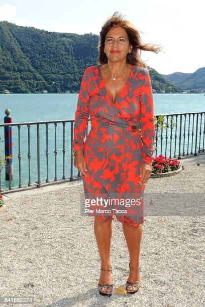 Emma Marcegaglia President of ENI attends the Ambrosetti International Economic Forum on September 1 2017 in Cernobbio Como Italy'Intelligenge on the...