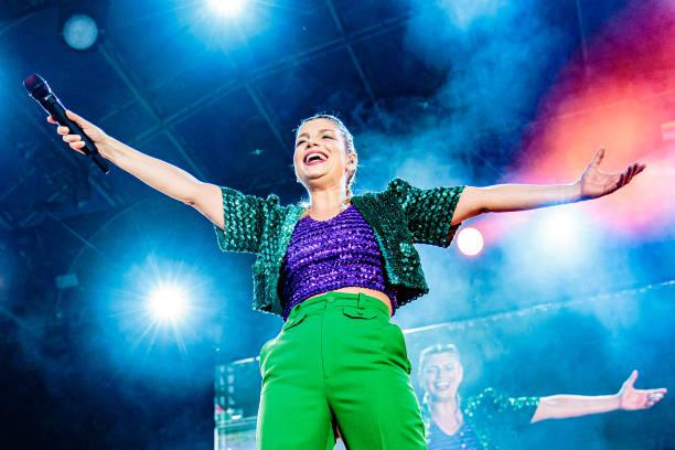 ITA: Emma Marrone Performs In Milan