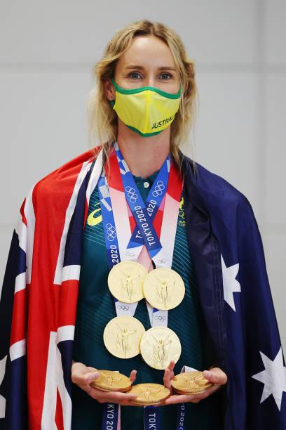 JPN: Around The Games - Olympics: Day 10