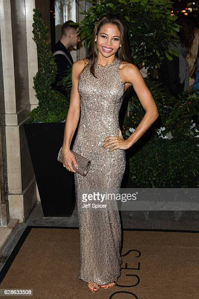 Emma McQuiston Viscountess Weymouth attends the Evening Standard Film Awards at Claridge's Hotel on December 8 2016 in London United Kingdom