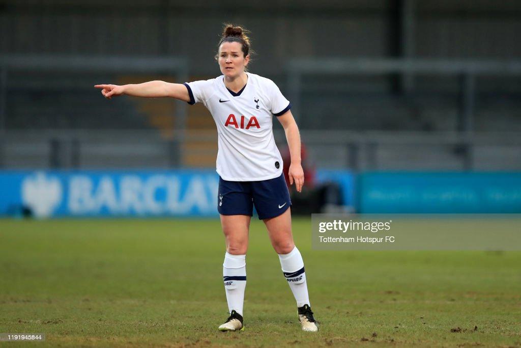 Tottenham Hotspur v Manchester City - Barclays FA Women's Super League : News Photo