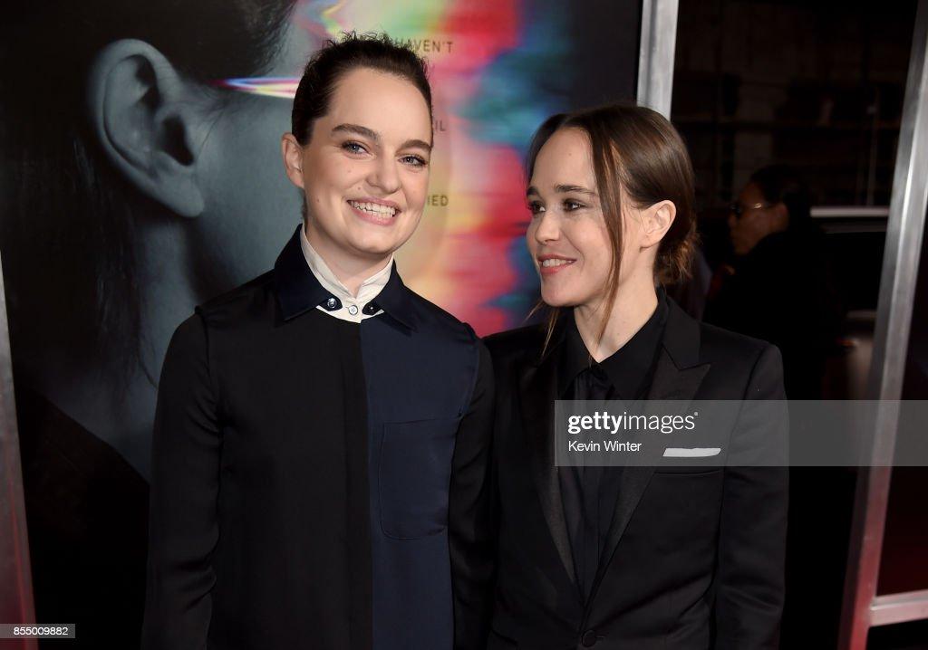 "Premiere Of Columbia Pictures' ""Flatliners"" - Red Carpet : Nachrichtenfoto"