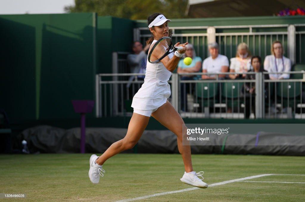 Day Four: The Championships - Wimbledon 2021 : News Photo