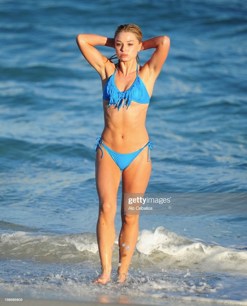 Emma Rigby Topless Good celebrity sighting in miami - january 16 2013 photos and images