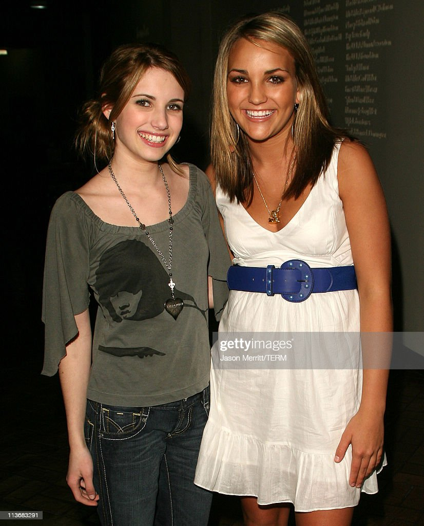 Emma Roberts and Jamie Lynn Spears **exclusive coverage**