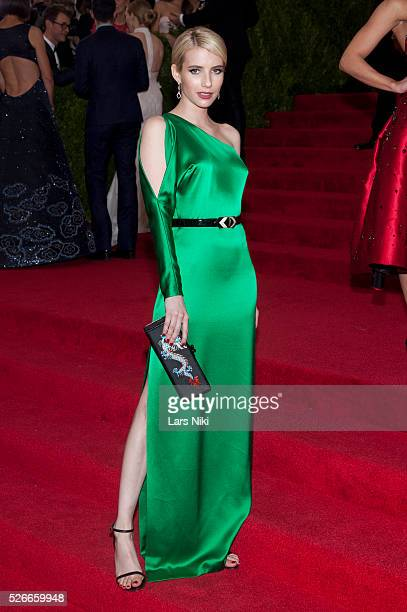 60 Top Met Gala Emma Roberts Pictures Photos And Images Getty Images