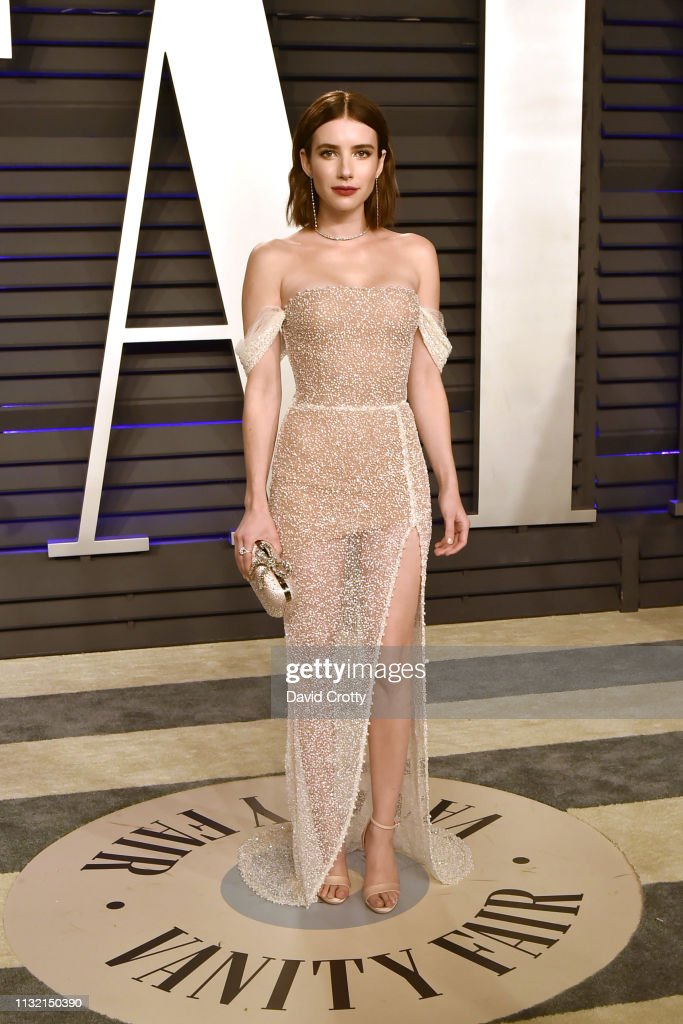 Vanity Fair Oscar Party 2019 - Post Party Arrivals : News Photo