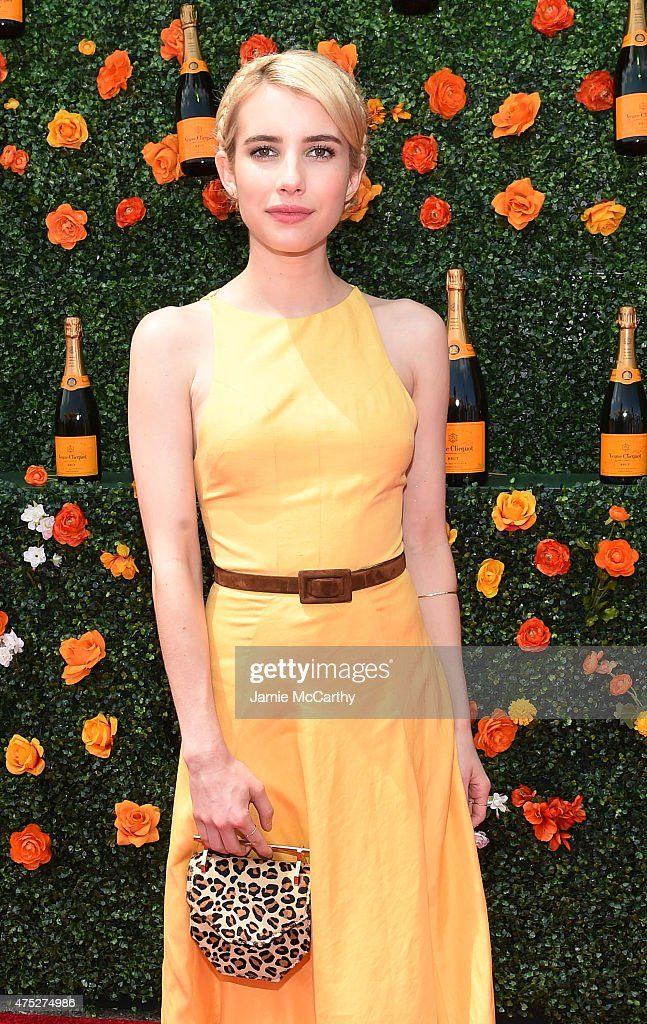 The Eighth-Annual Veuve Clicquot Polo Classic - Red Carpet Arrivals : News Photo