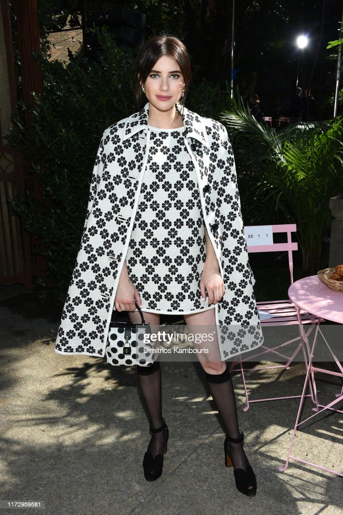 Kate Spade New York - Front Row - September 2019 - New York Fashion Week : News Photo