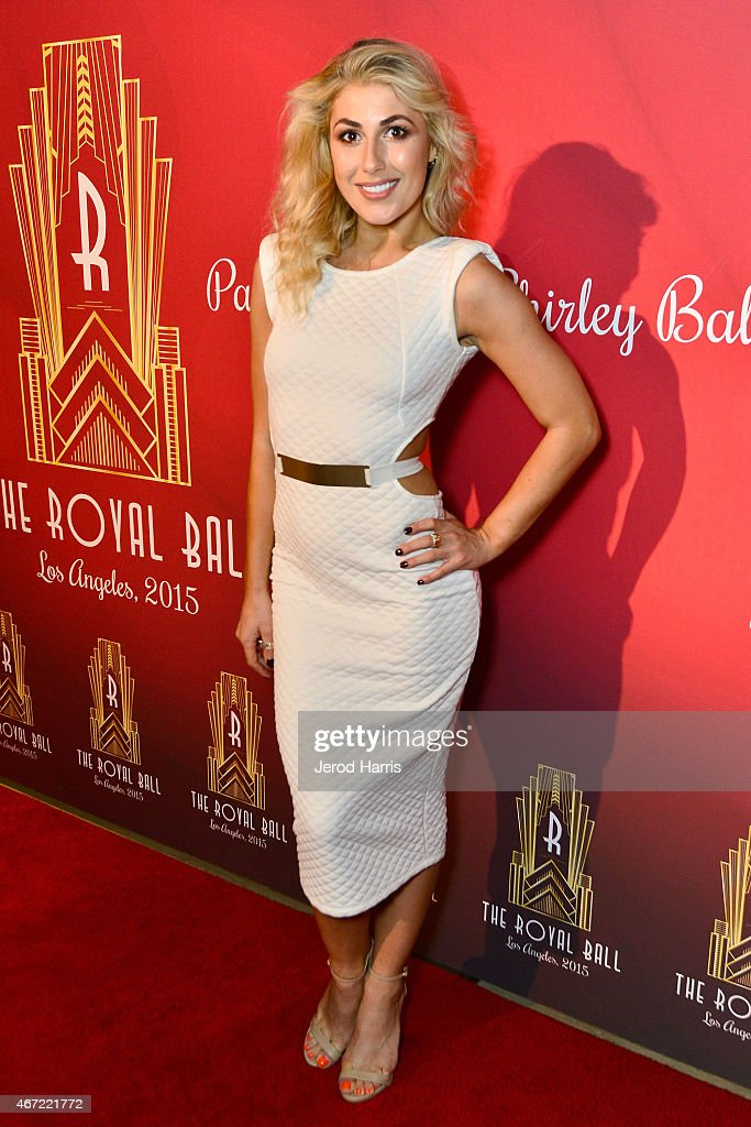 2015 Royal Ball Hollywood Gala Honoring Mark Ballas