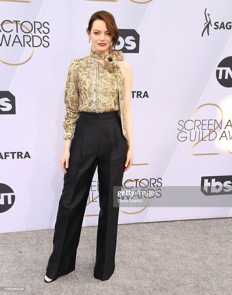 25th Annual Screen Actors Guild Awards - Arrival : News Photo