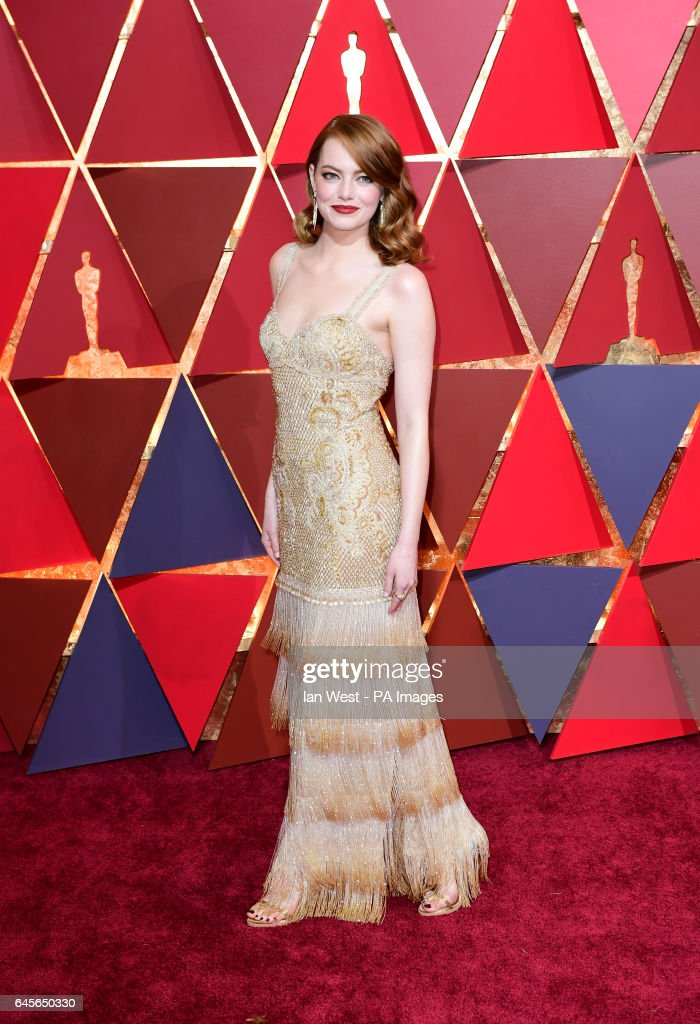 The 89th Academy Awards - Arrivals - Los Angeles : News Photo