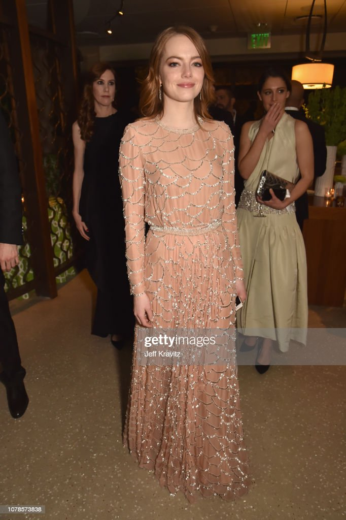HBO's Official 2019 Golden Globe Awards After Party - Inside : Photo d'actualité