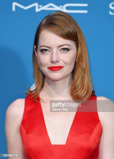 Emma Stone attends the 21st British Independent Film Awards at Old Billingsgate on December 2 2018 in London England