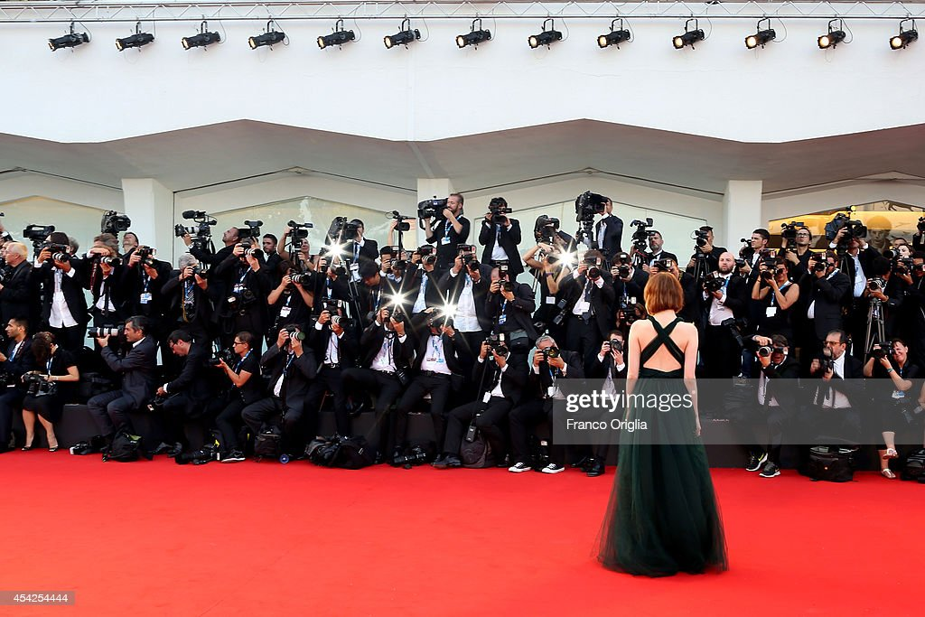 'Birdman' - Premiere - 71st Venice Film Festival : News Photo
