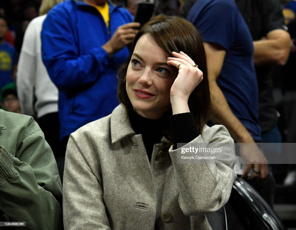 Golden State Warriors v Los Angeles Clippers : News Photo