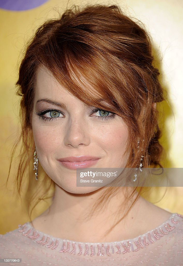 Emma Stone attends 'The Help' Los Angeles Premiere at AMPAS Samuel Goldwyn Theater on August 9, 2011 in Beverly Hills, California.