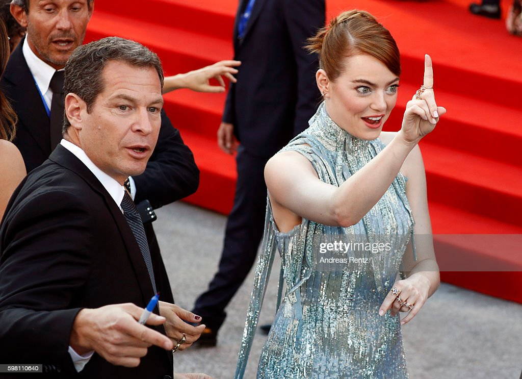 Opening Ceremony And 'La La Land' Premiere - 73rd Venice Film Festival : News Photo