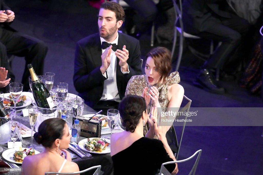 25th Annual Screen Actors Guild Awards - Inside : Foto di attualità