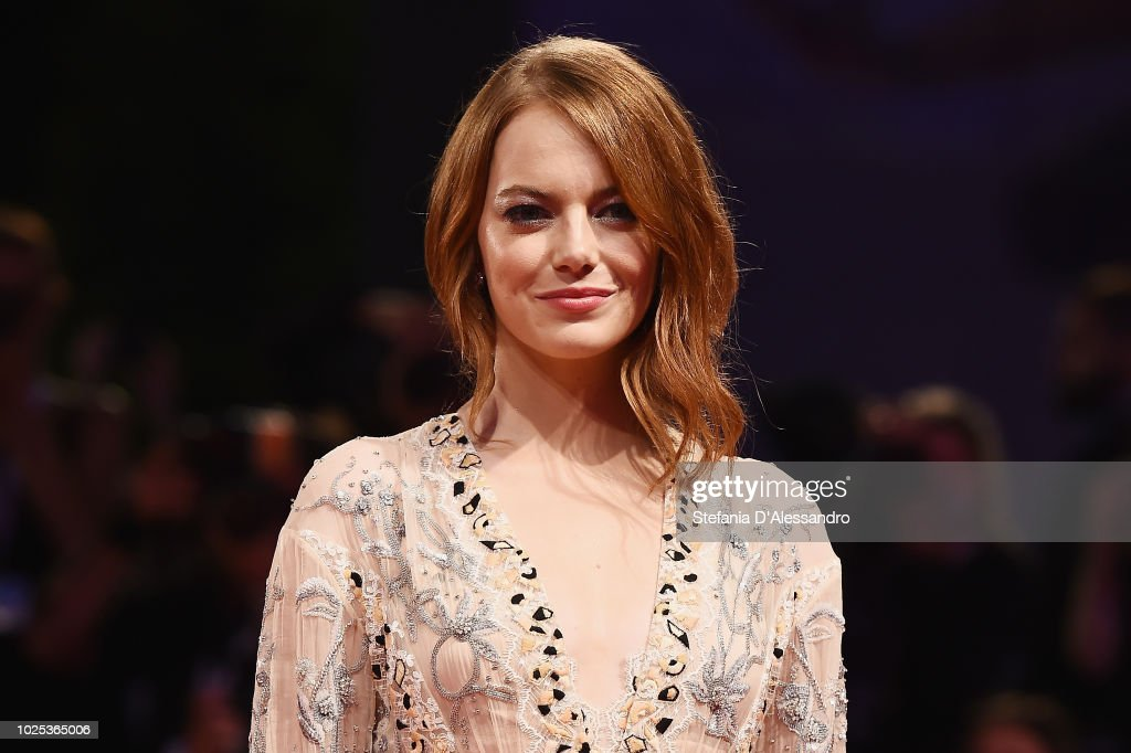 The Favourite Red Carpet Arrivals - 75th Venice Film Festival : ニュース写真