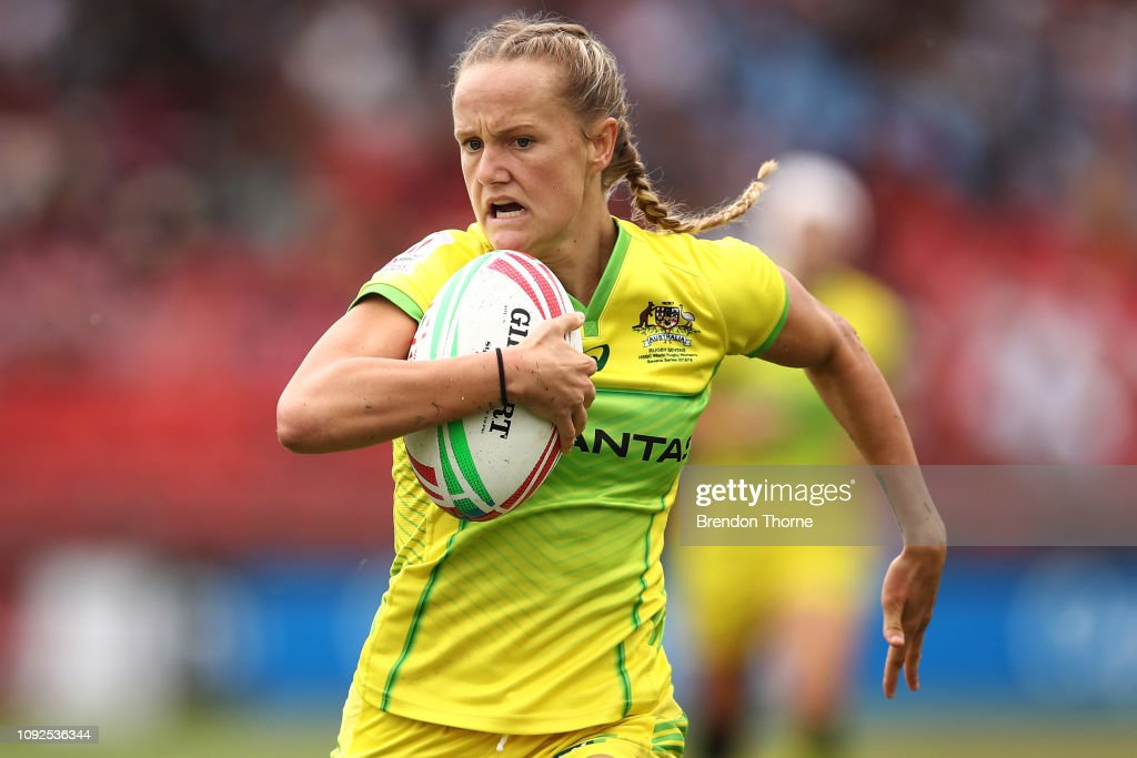 2019 Sydney HSBC Sevens : News Photo