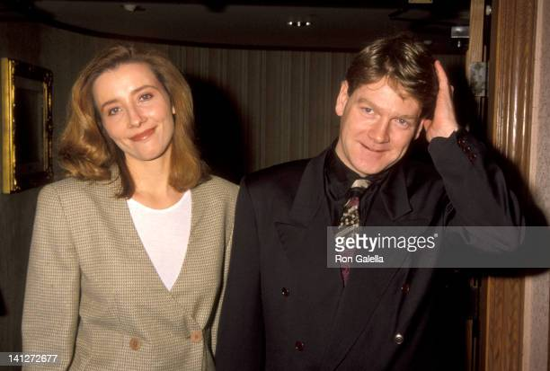 Emma Thompson and Kenneth Branagh at the 18th Annual LA Film Critics Association Awards Bel Age Hotel West Hollywood