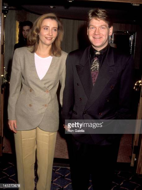 Emma Thompson and Kenneth Branagh at the 18th Annual LA Film Critics Association Awards Bel Age Hotel West Hollywood