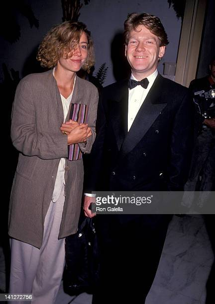 Emma Thompson and Kenneth Branagh at the 6th Annual American Cinematheque Award Honoring Martin Scorsese Century Plaza Hotel Los Angeles