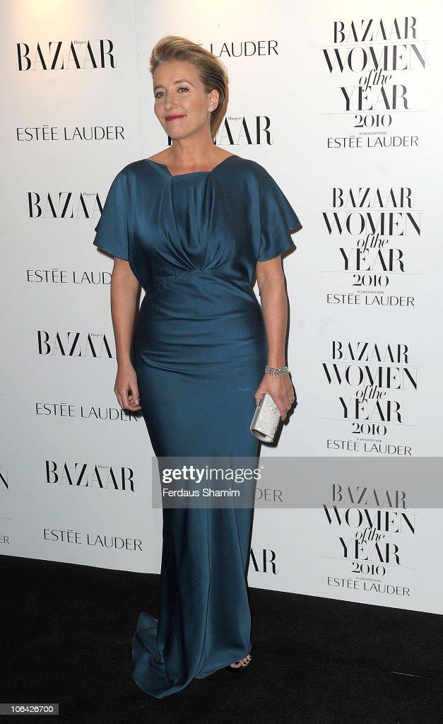 Harper's Bazaar Women Of the Year Awards 2010 - Arrivals