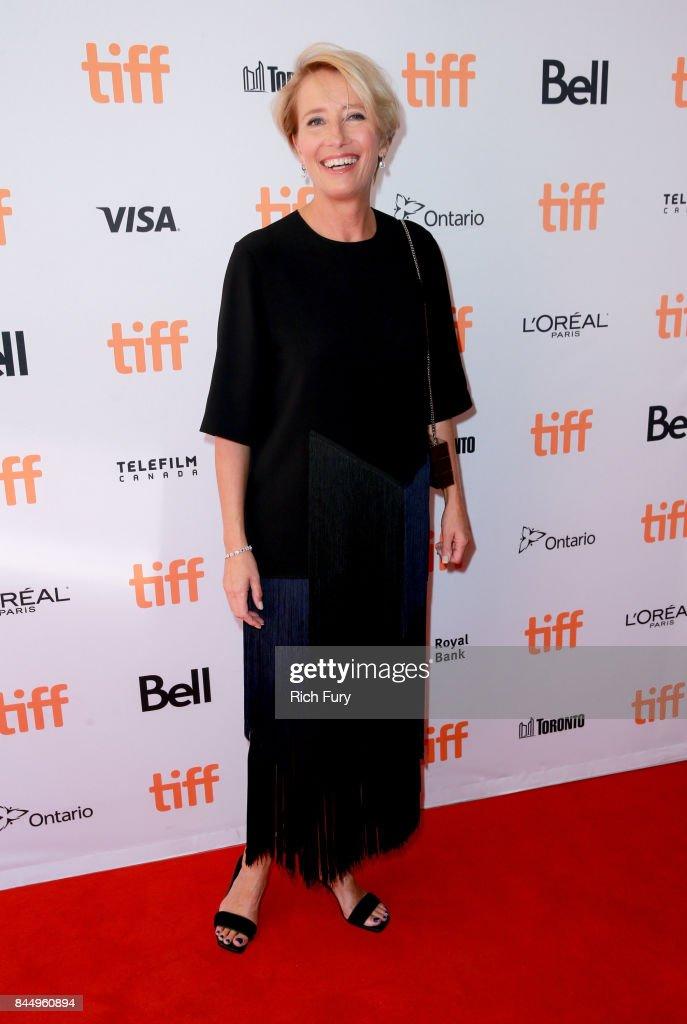 "2017 Toronto International Film Festival - ""The Children Act"" Premiere"