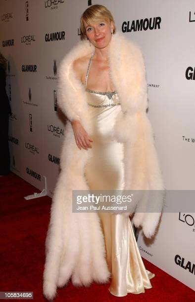 Emma Thompson during The Weinstein Co/Glamour 2006 Golden Globe After Party Arrivals at Trader Vic's in Beverly Hills California United States