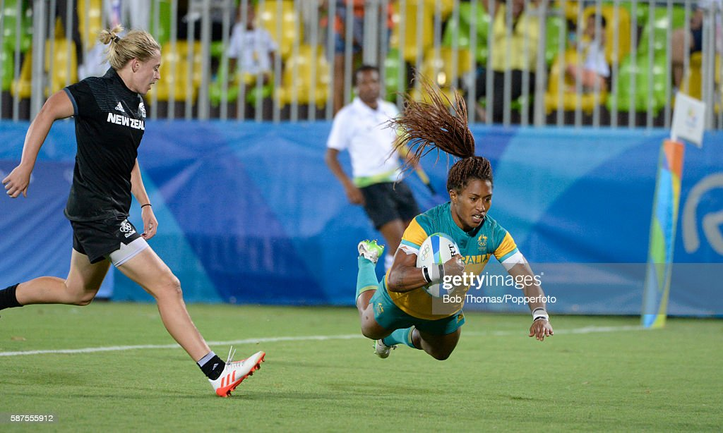 Rugby - Olympics: Day 3 : News Photo