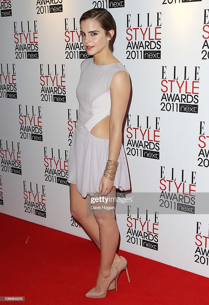 ELLE Style Awards 2011 - Inside Arrivals