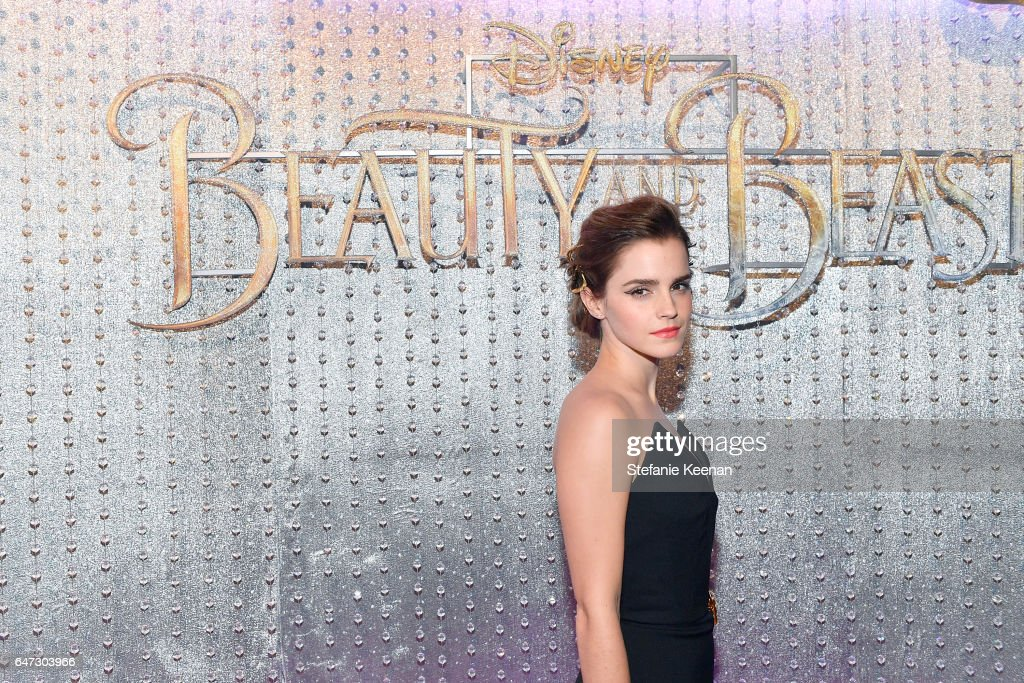 """Beauty And The Beast"" Premiere in Partnership with Swarovski"