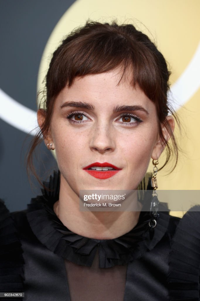75th Annual Golden Globe Awards - Arrivals : Nachrichtenfoto
