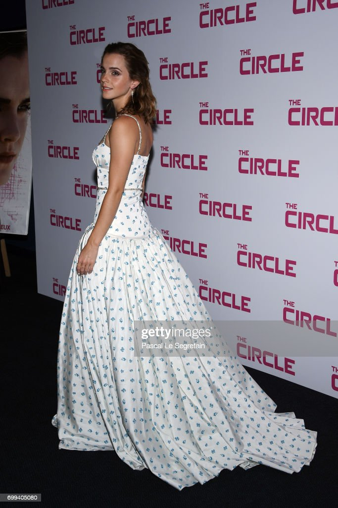 """The Circle"" Paris Premiere At UGC Normandie : News Photo"