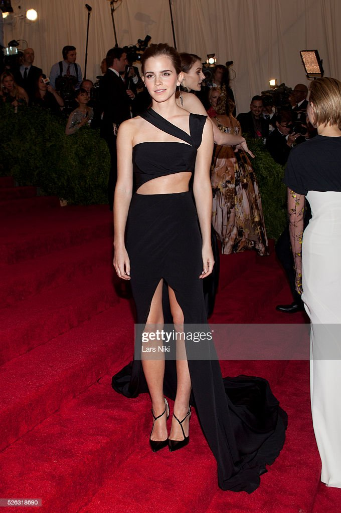 USA - The Costume Institute Gala For The 'PUNK: Chaos to Couture' exhibition At The Metropolitan Museum Of Art In New Yo : News Photo