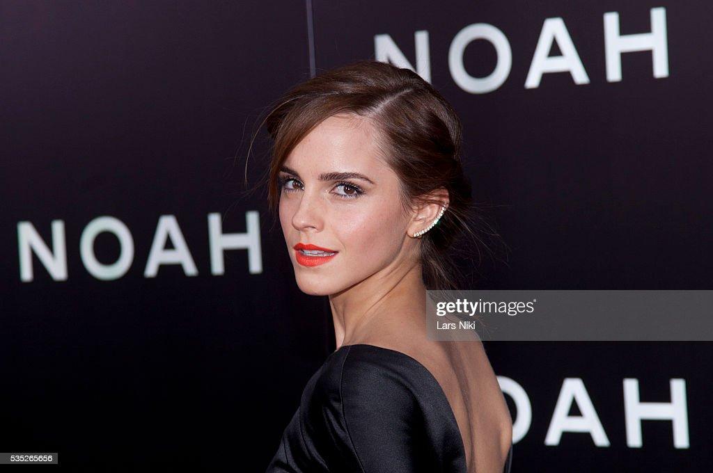 USA - Noah US Premiere In New York. : Fotografía de noticias