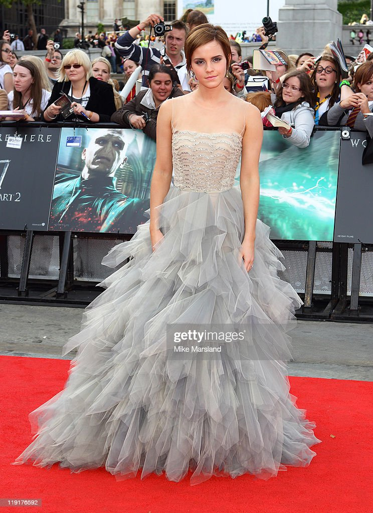 """Harry Potter And The Deathly Hallows Part 2""  World Premiere - Outside Arrivals : News Photo"