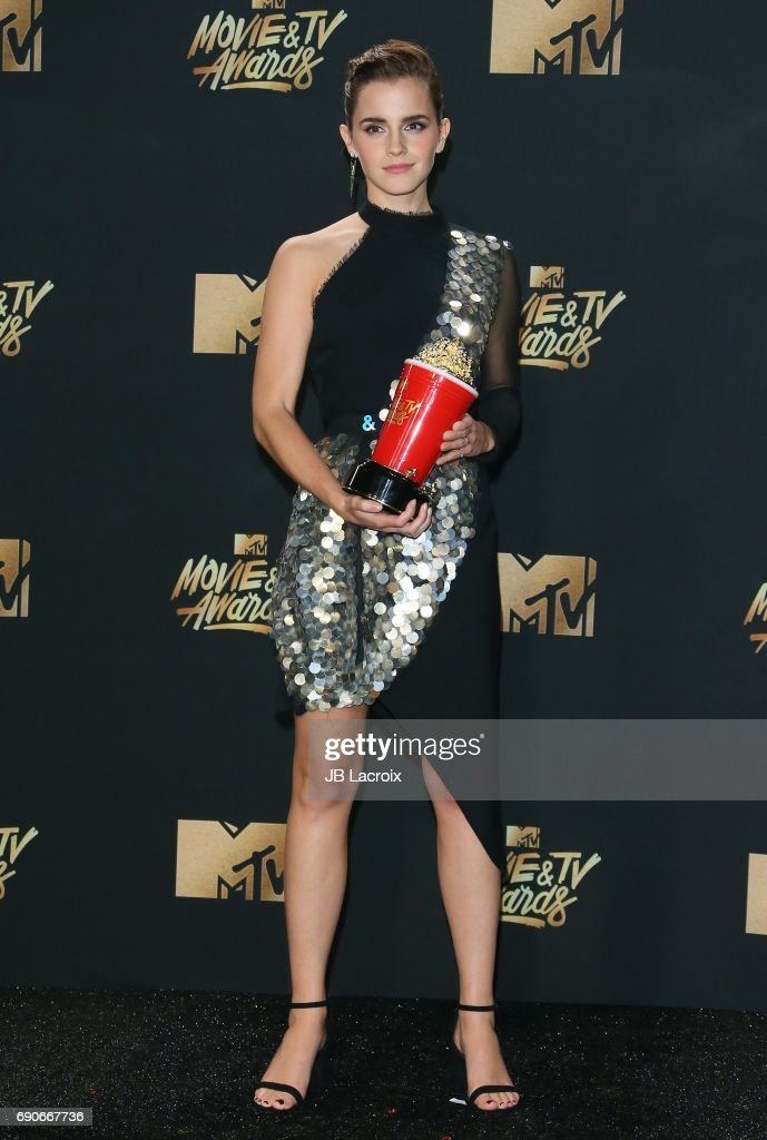 2017 MTV Movie And TV Awards - Press Room