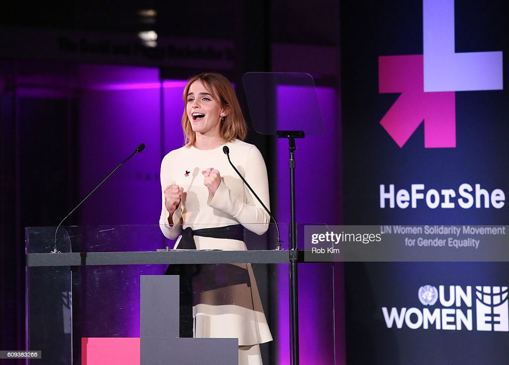 HeForShe 2nd Anniversary Reception