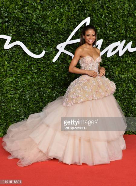 Emma Weymouth attends The Fashion Awards 2019 held at Royal Albert Hall on December 02 2019 in London England