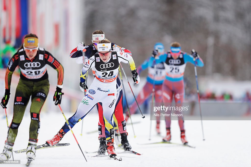 FIS Tour De Ski Oberstdorf - Women's 10 km F Pursuit