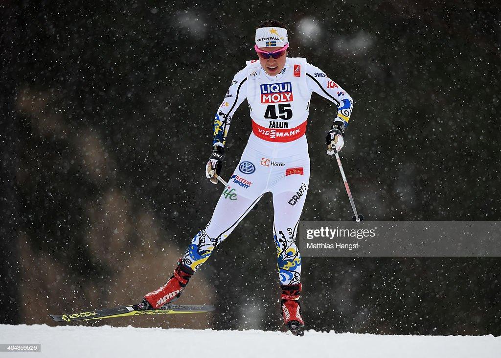 Cross Country: Women's Distance - FIS Nordic World Ski Championships