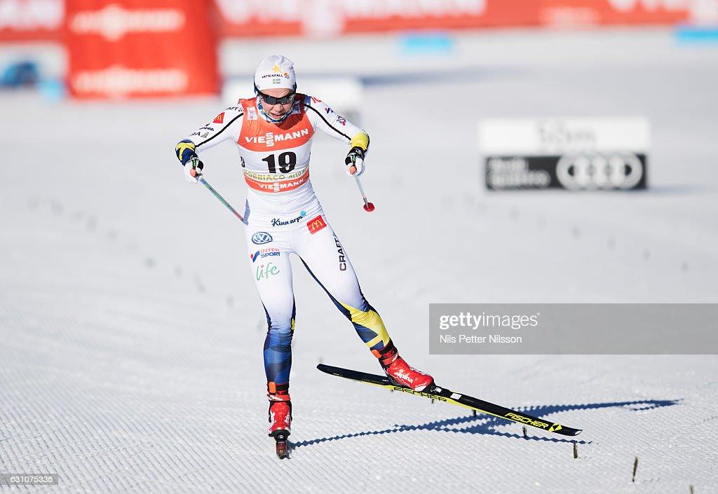 FIS Tour De Ski Toblach - Women's Sprint F Race