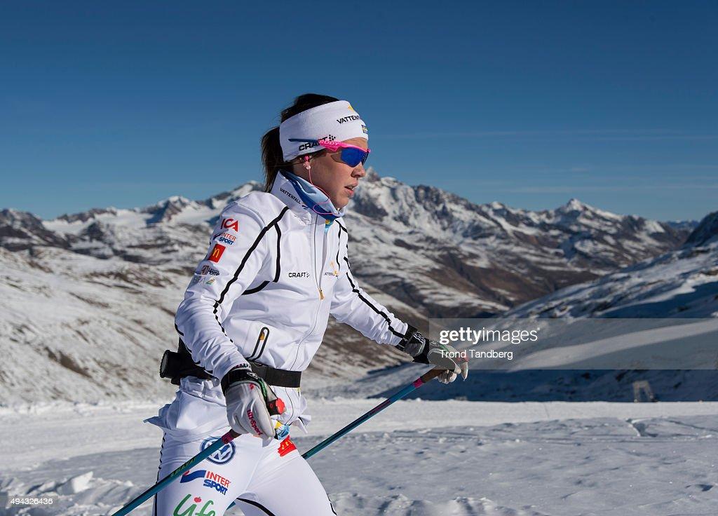 Swedish Cross Country Altitude Snow Camp