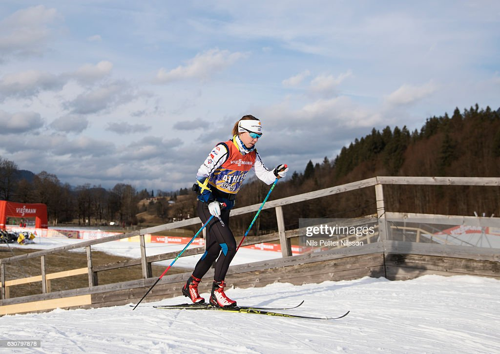 FIS Tour De Ski Oberstdorf - Training